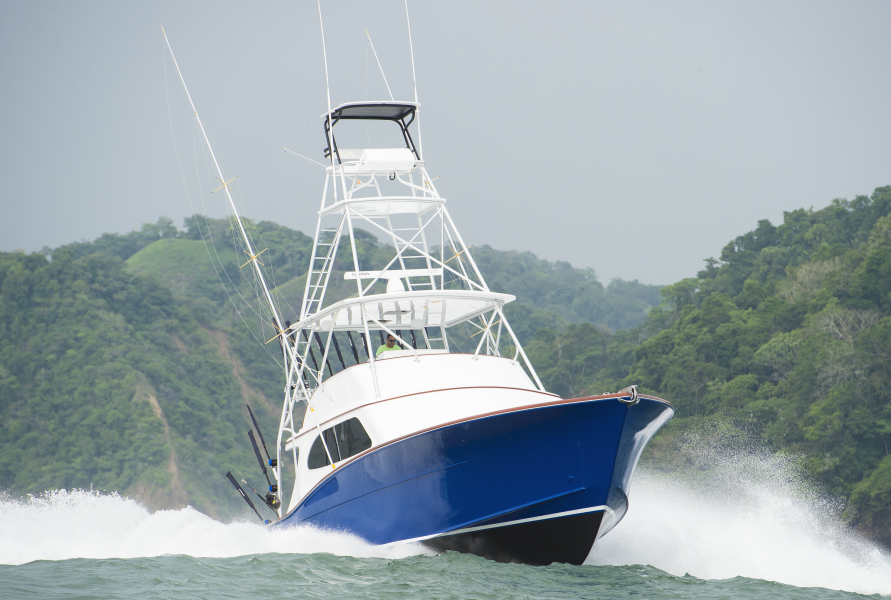 C. Nicklaus Starling Announced as New Southeast Dealer for Maverick Yachts Costa Rica