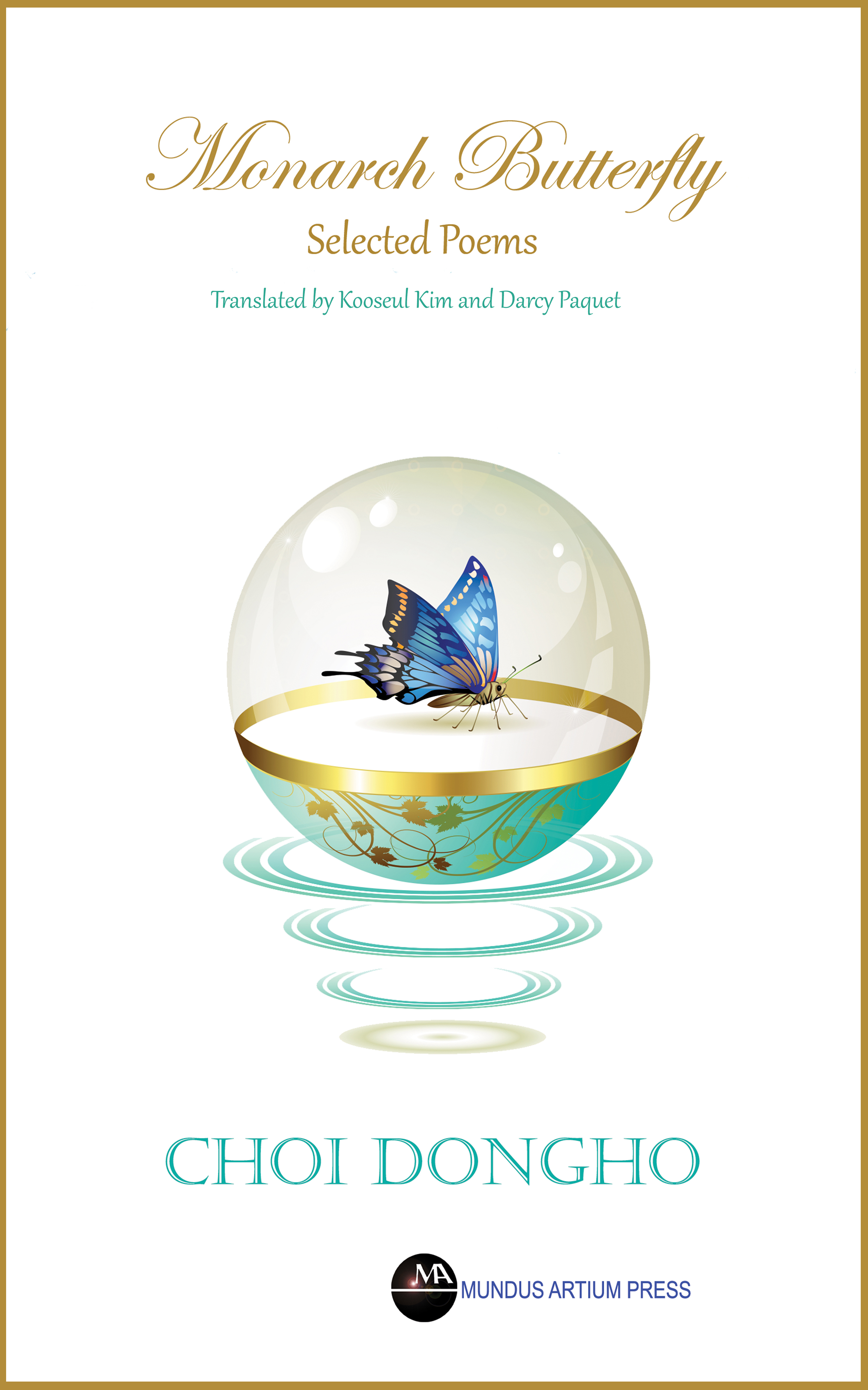 """From """"Parasite"""" and """"Lost Alleys"""" Translators, a """"Monarch"""" in Korean Poetry"""