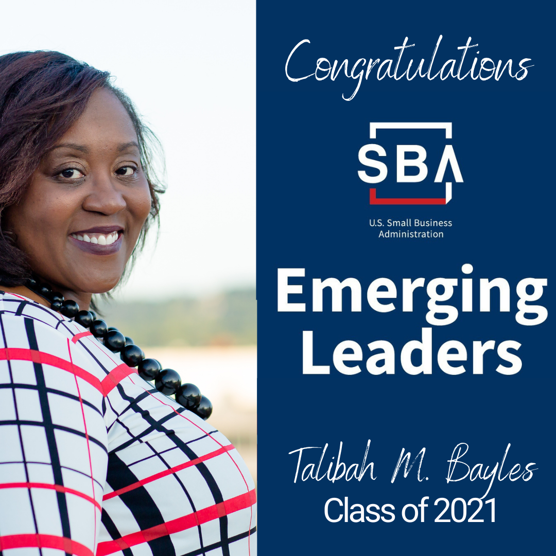 Local Minority Small Business Advocate Selected as Member of the Class of 2021 Small Business Administration (SBA) Emerging Leader Program