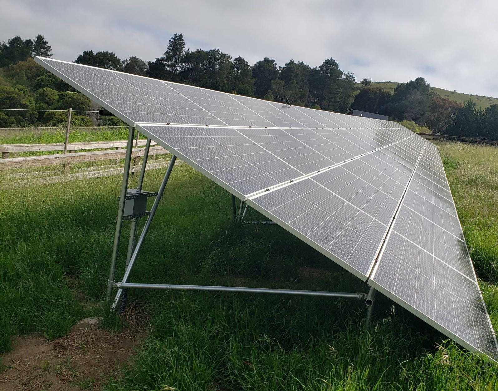 SolarCraft Completes Solar Power Installation at Heidrun Meadery - West Marin Sparkling Mead Winery Harvests the Sun