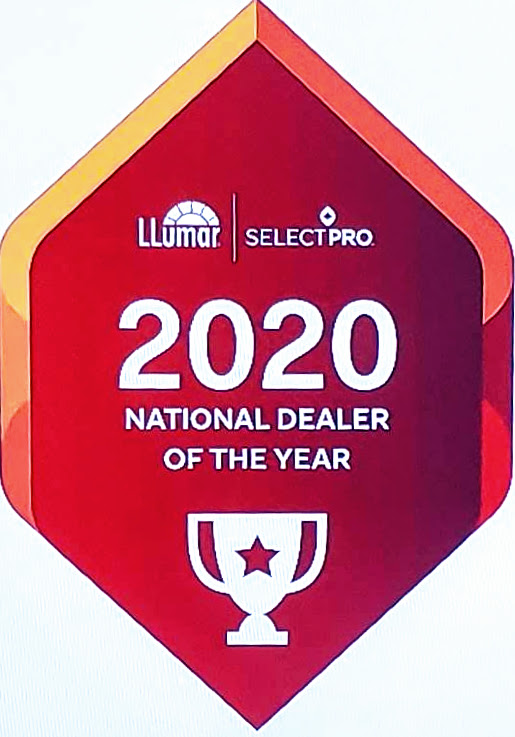 Eastman Performance Films Recognizes Advanced Film Solutions as the 2020 LLumar® SelectPro™ National Dealer of the Year