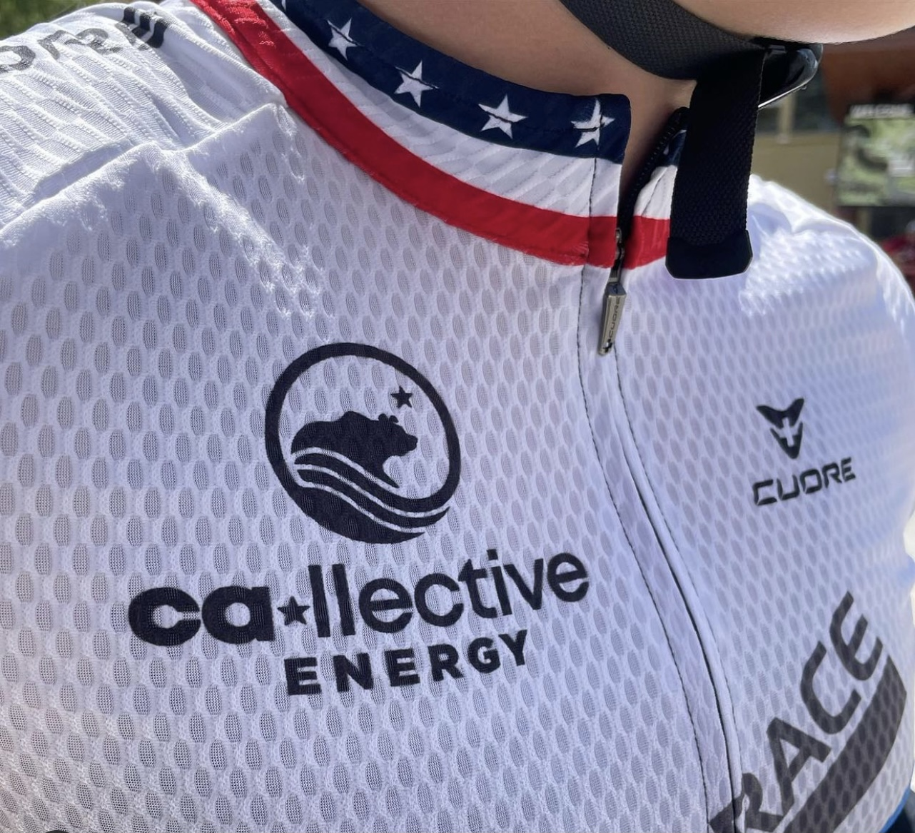 Callective Energy Pedals Waite Endurance to the Finish Line with No Carbon Footprint