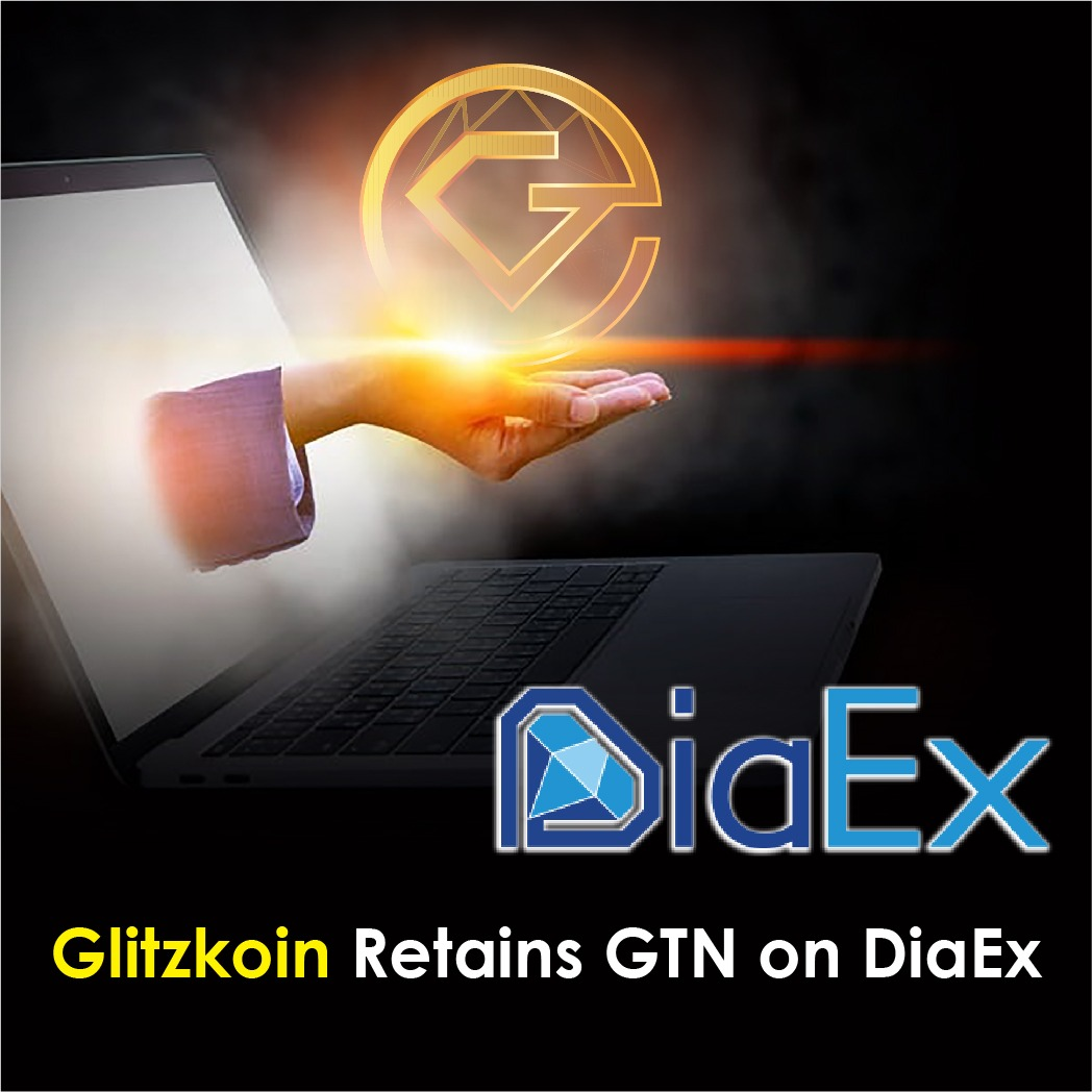 Glitzkoin DiaEx Platform Stays with GTN, Sidelines Bitcoin