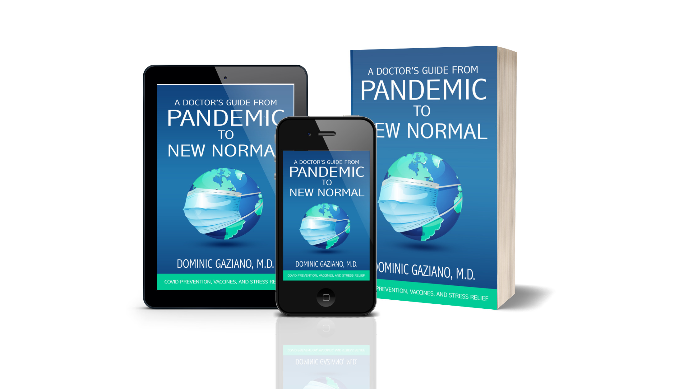 Doctor Combats COVID-19 Pandemic Misinformation, Offering Reassurance and Life-Saving Strategies