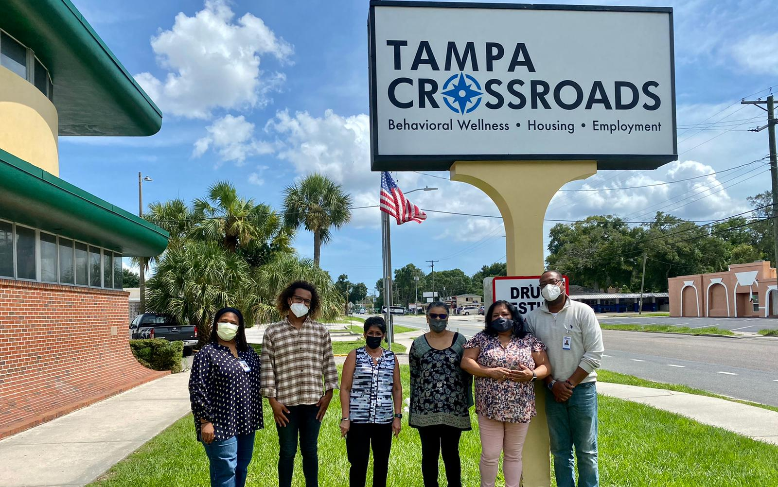 Tampa Crossroads Awarded VA Grant to Continue to Help Veteran Families at Risk of Homelessness