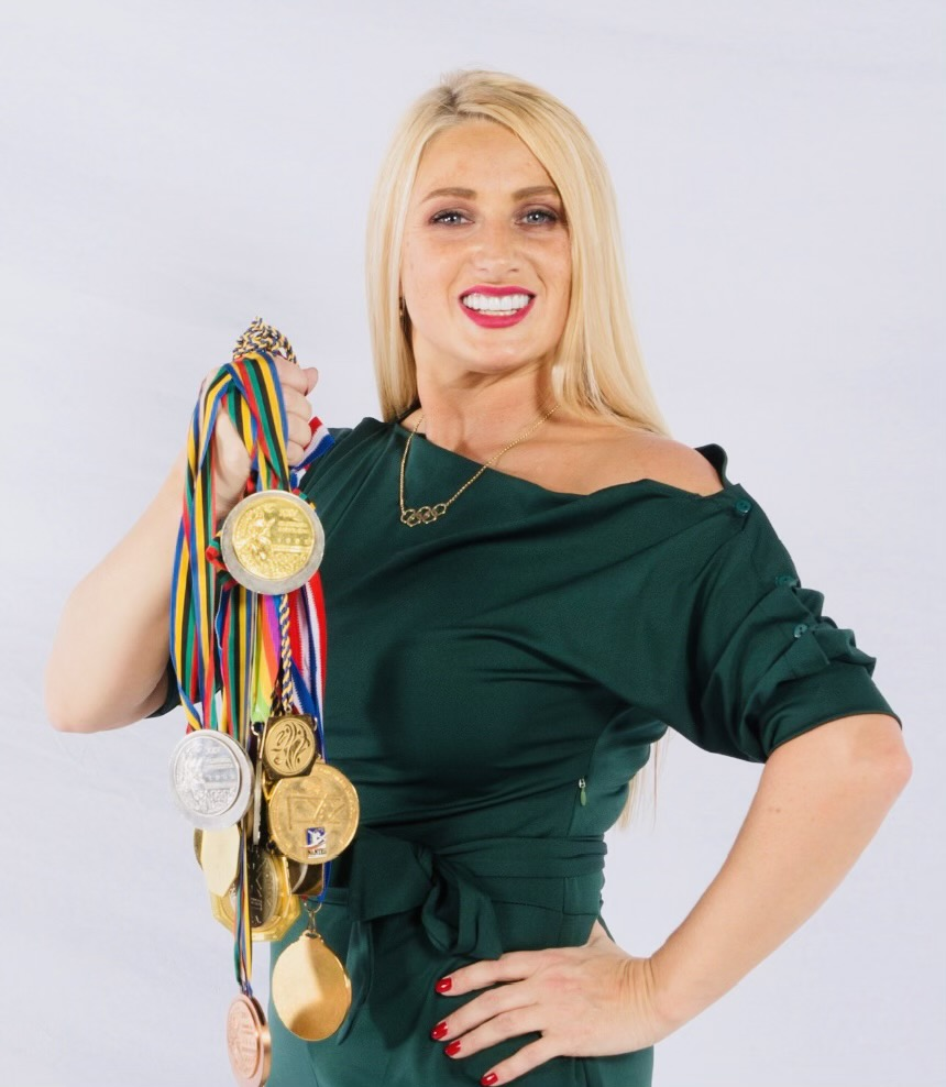 Olympic Gold Medalist, Tatiana Gutsu to Launch Where Dreams Begin, Day of Olympic Games
