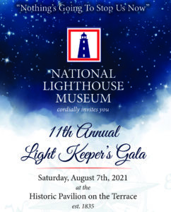 National Lighthouse Museum Presents the 11th Annual Lightkeeper's Gala