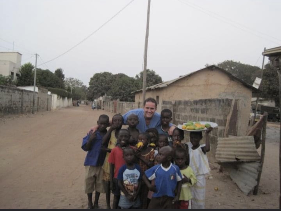 Dr. Samuel Bride Volunteers in Africa and the Middle East to Give Back to Those in Need