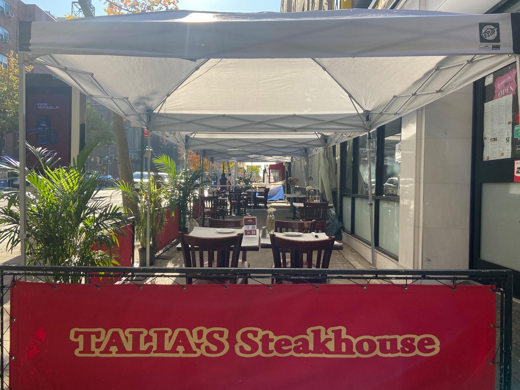Prepaid Rosh Hashanah 2021 & Holiday Meals at Glatt Kosher Manhattan Restaurant, Talia's Steakhouse & Bar