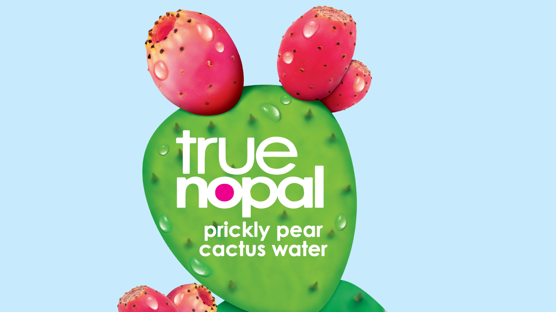 True Nopal Prickly Pear Cactus Water