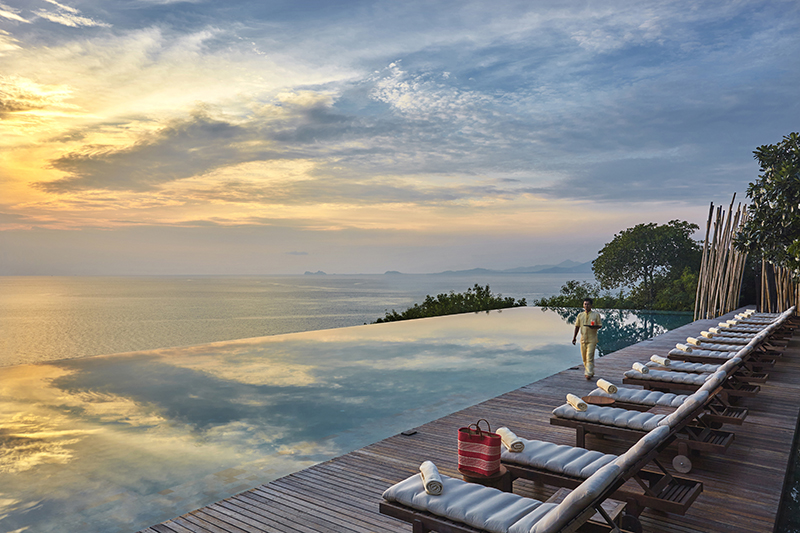 Luggage Free Launches Partnership with Six Senses