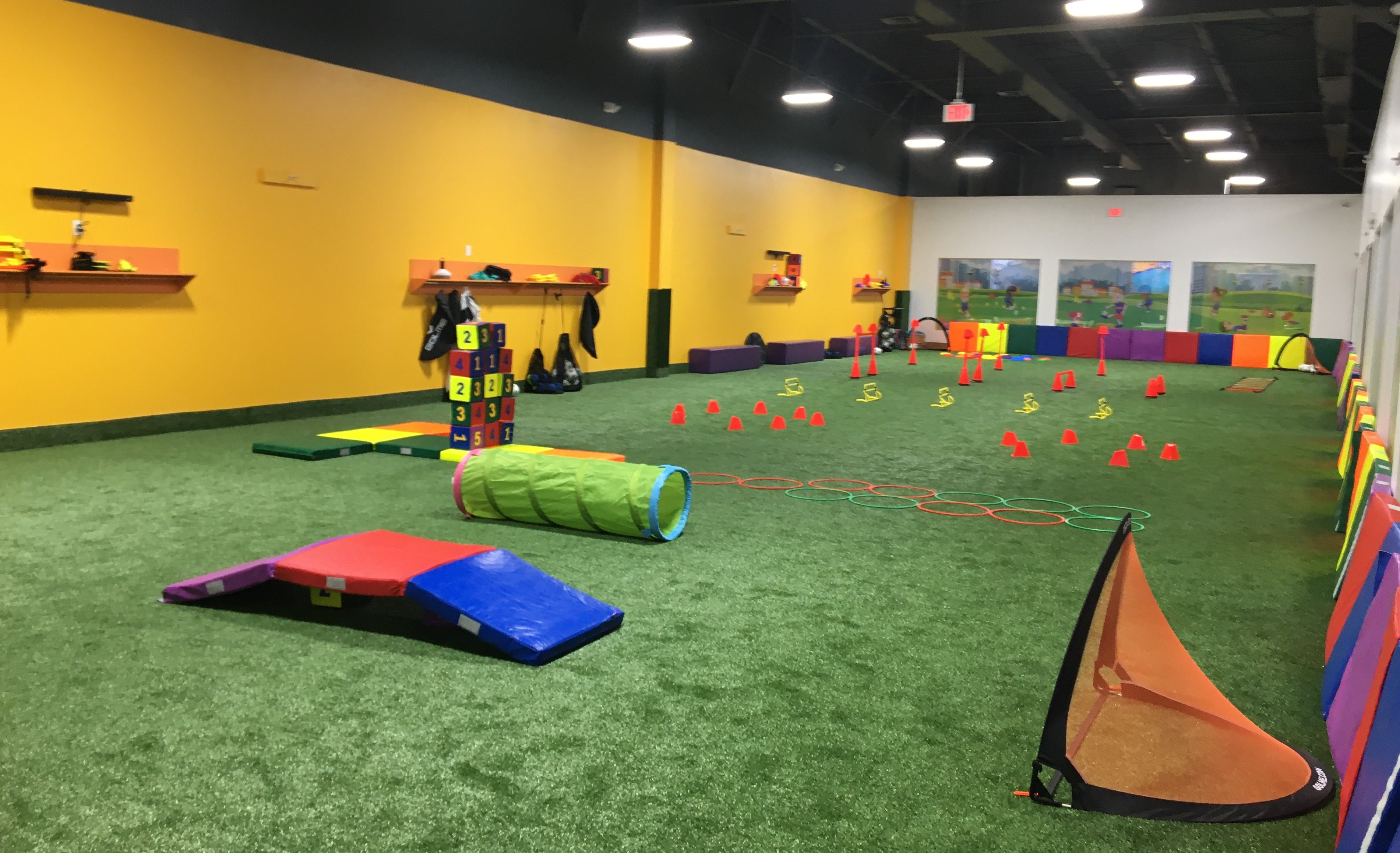 Footbik Early Years Soccer Center Opens at East Gate Square in Moorestown, NJ