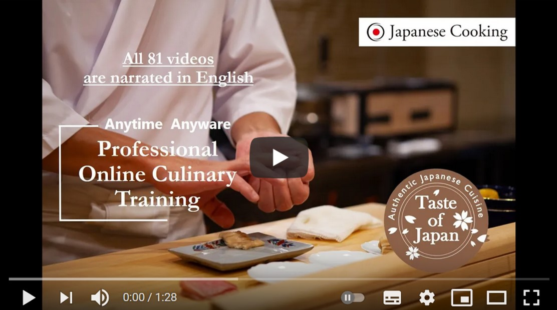 """Sunnylive, Inc. to Launch """"Japanese Culinary Certificate Online Program"""" by """"Japanese Cooking"""" in August 2021"""