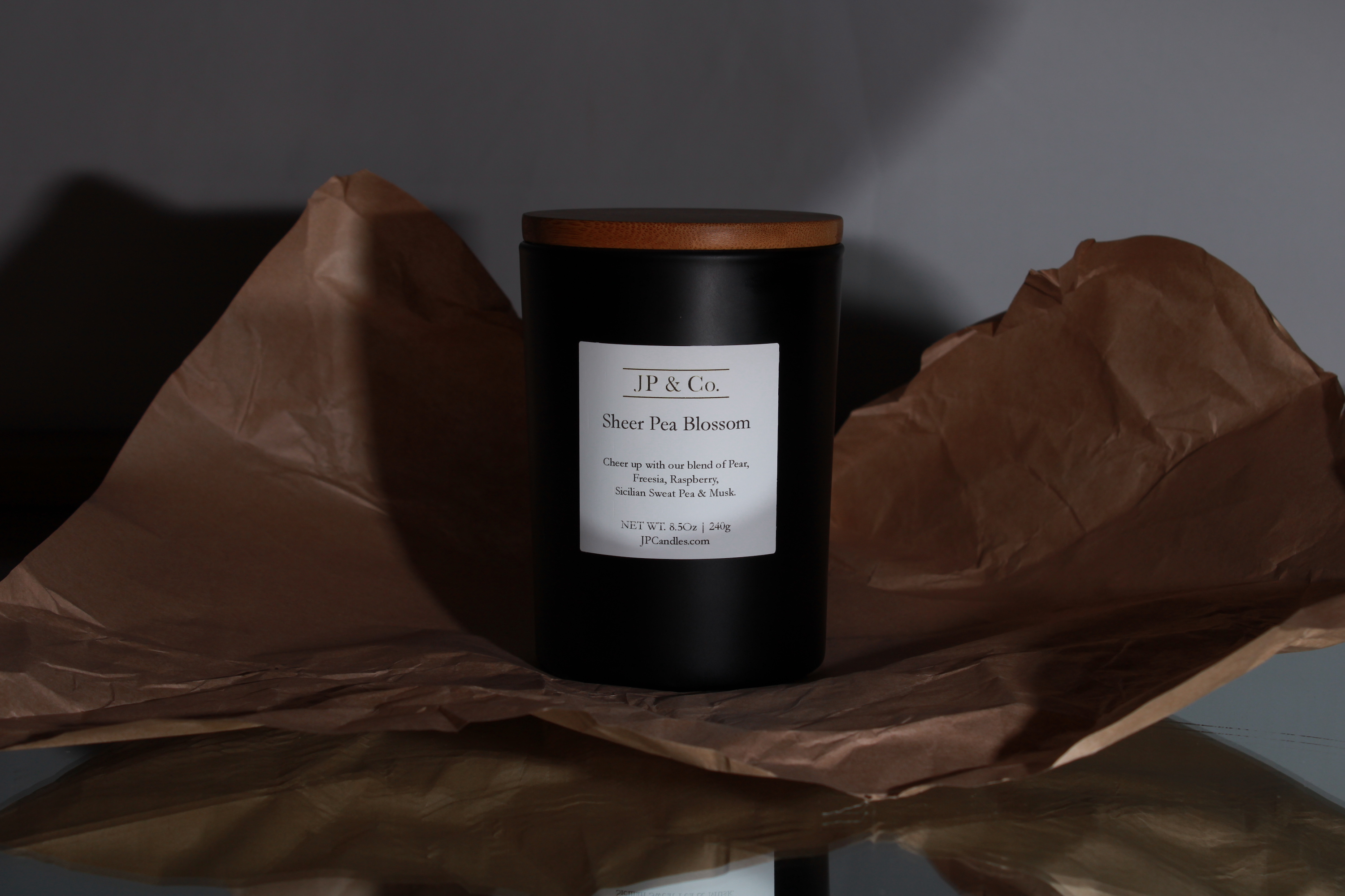 JP Candles Announces Brand Modernization & Increased Sustainability Efforts