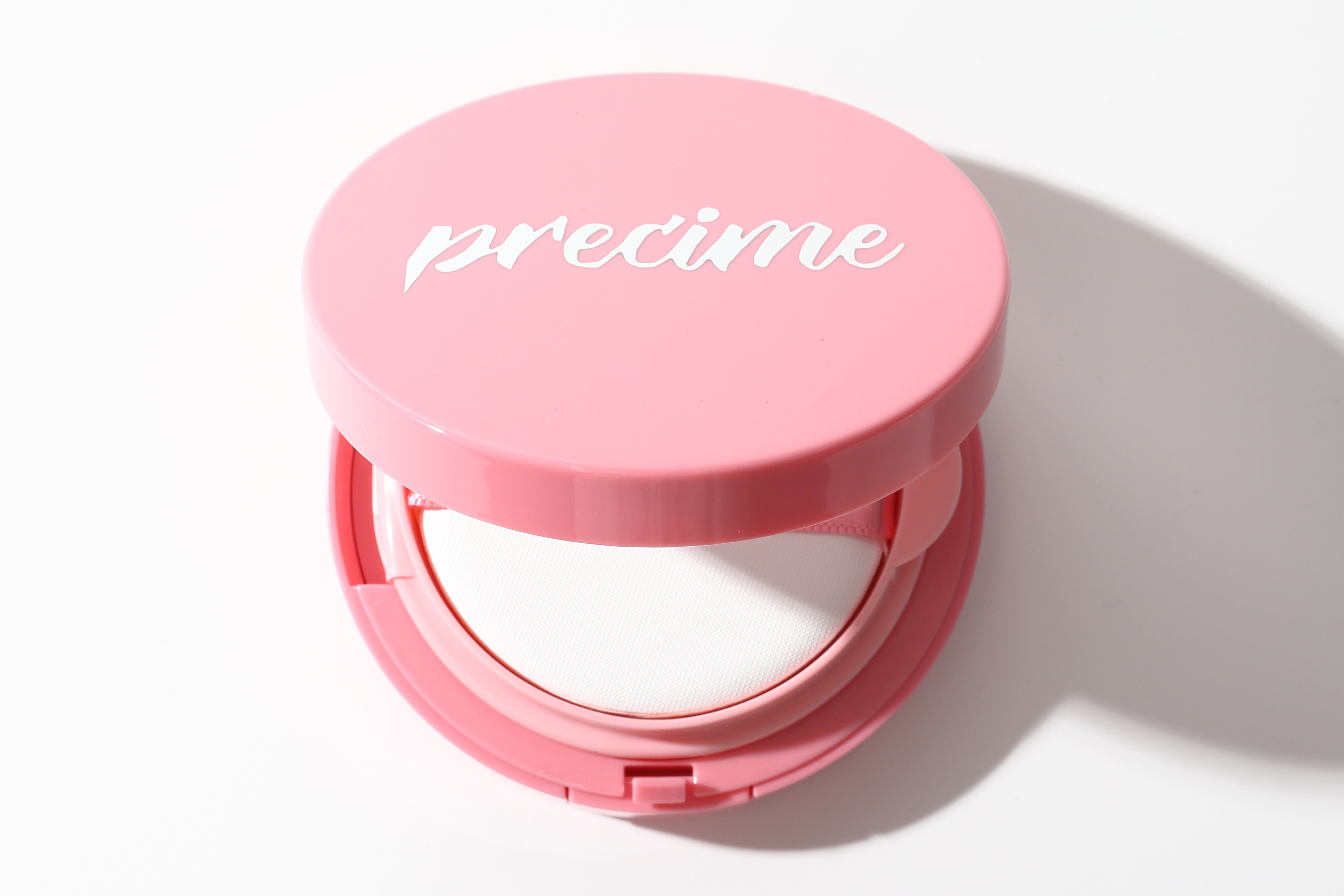Global Cosmetic Brand PRECIME  CICA Cushion Foundation for Sensitive Skin. SPF50+ PA+++, 13g/0.45oz, Pure Natural Color.