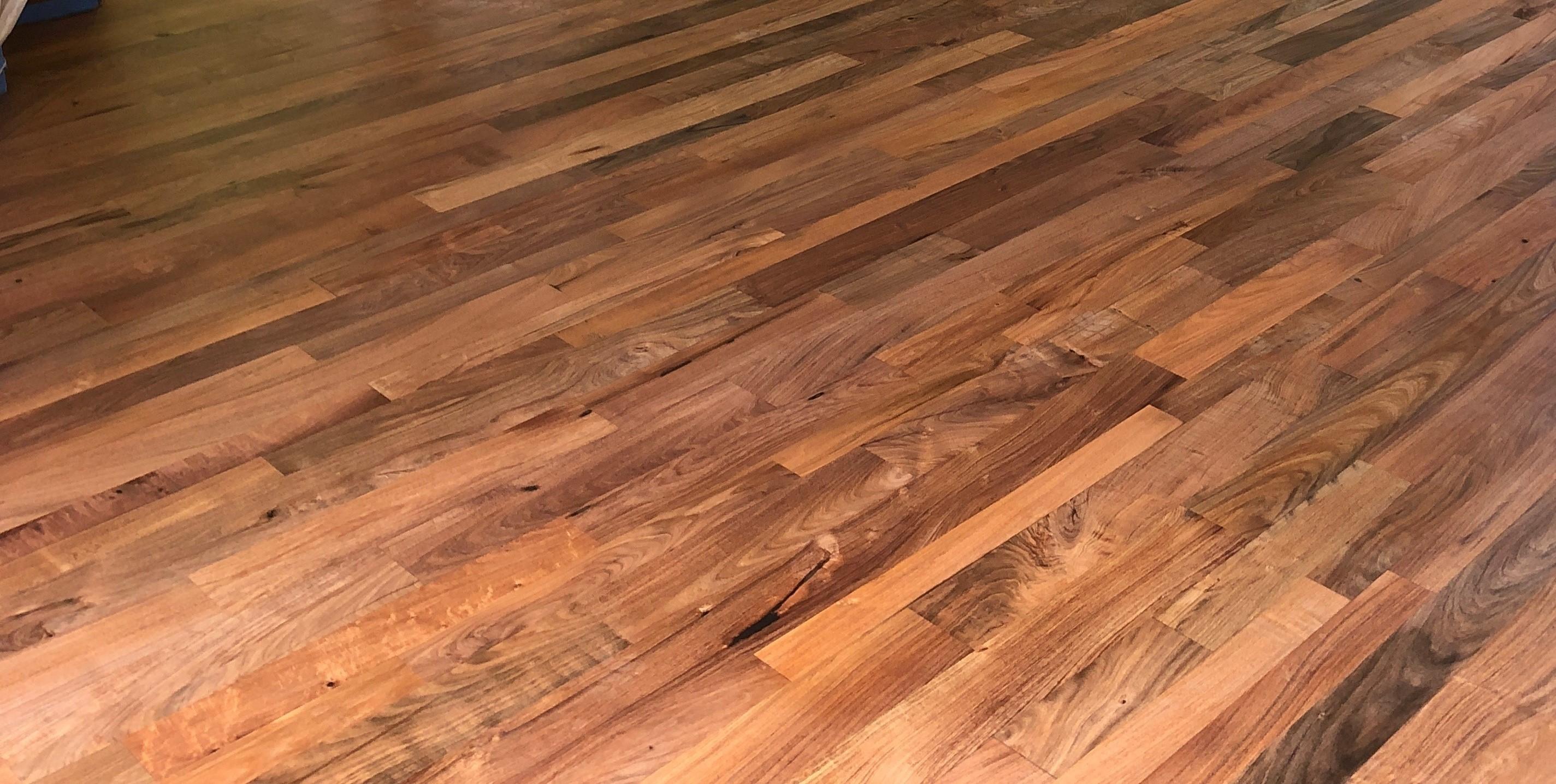 ELEMENTAL Hardwoods Adds Beautiful, But Rare Black Mesquite Hardwood to Exotic Flooring Line