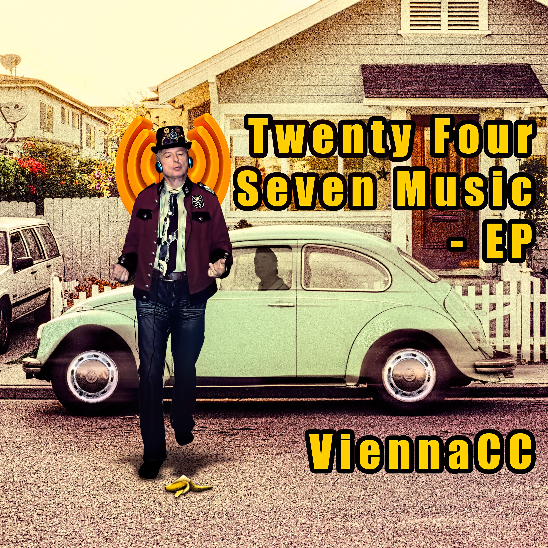 "ViennaCC Announces New Feel Good, Pop EP ""Twenty Four Seven Music"""