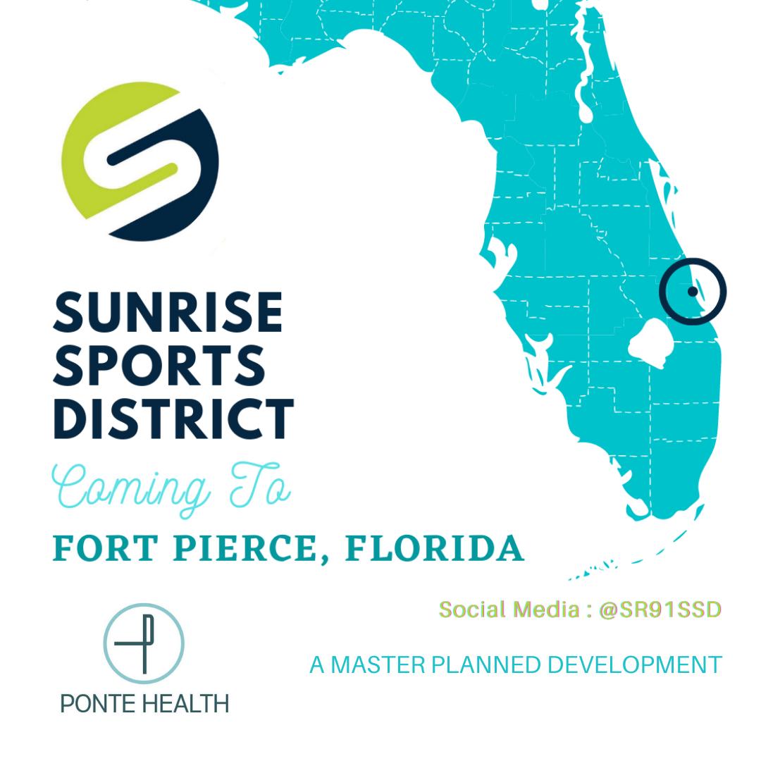 PONTE HEALTH Announces Sports Tourism Master Plan for Fort Pierce, Florida thumbnail