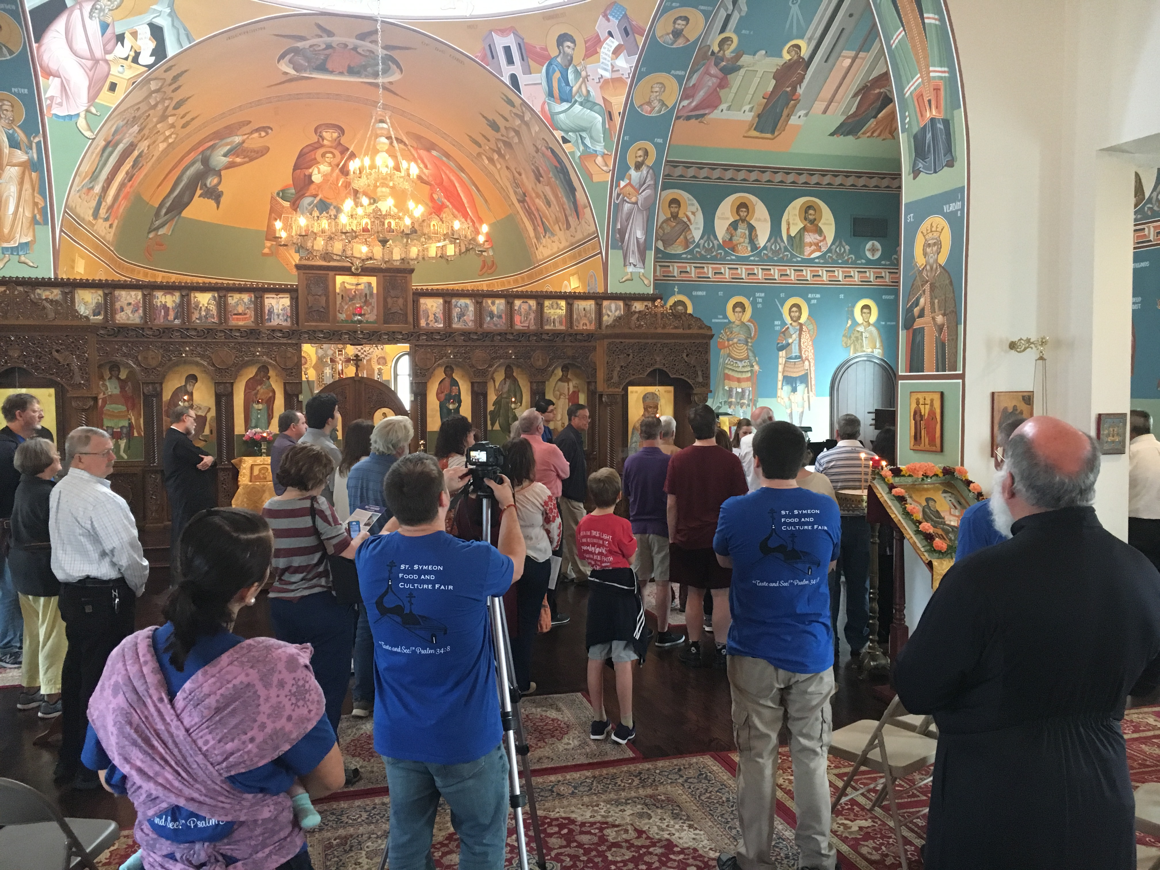 St. Symeon Orthodox Church Food and Culture Fair Returns October 9