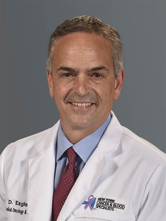 David A. Eagle, MD Joins New York Cancer & Blood Specialists