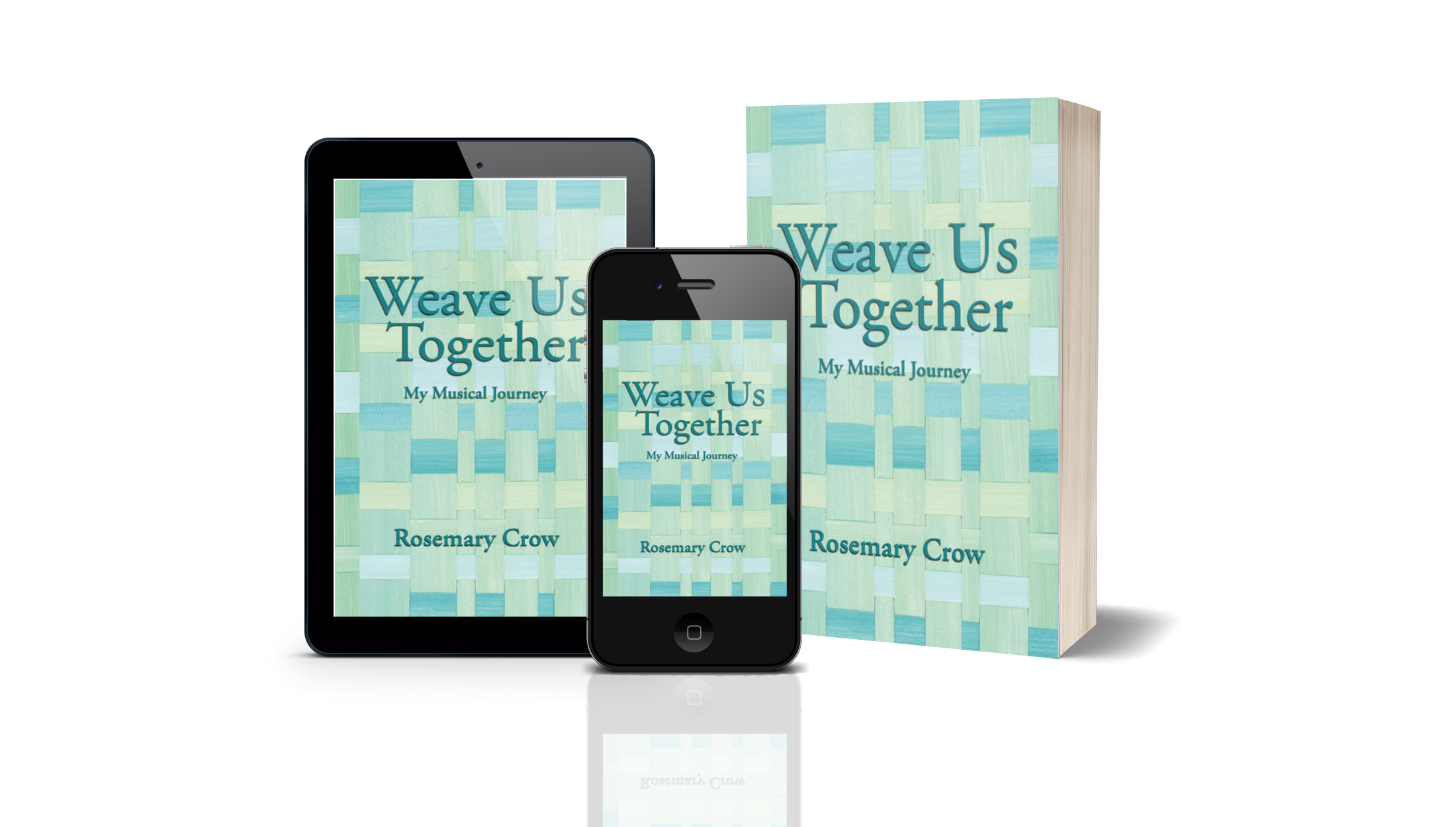 """Popular Composer of the Song """"Weave"""" Takes Readers on Her Personal Journey from Stay-at-Home Mom to Touring Musician"""