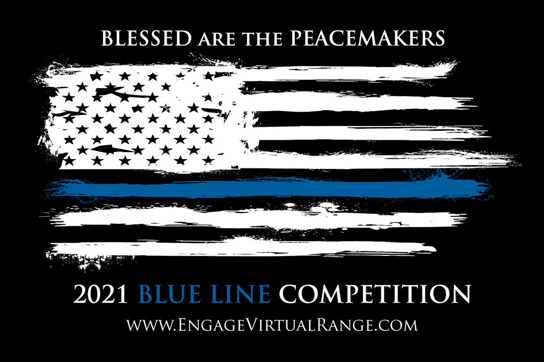 Engage Virtual Range Hosts Local Law Enforcement Blue Line Competition