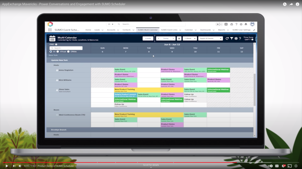 SUMO Expands Platform with the Event & Class Scheduler and Adds New Powerful Capabilities