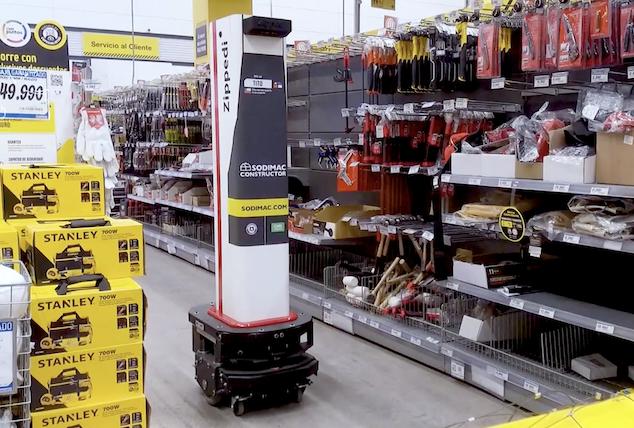 Zippedi, the RaaS (Robotics as a Service) Retail Digitizing Platform Company, Today Announced the Close of $6.9 Million Series