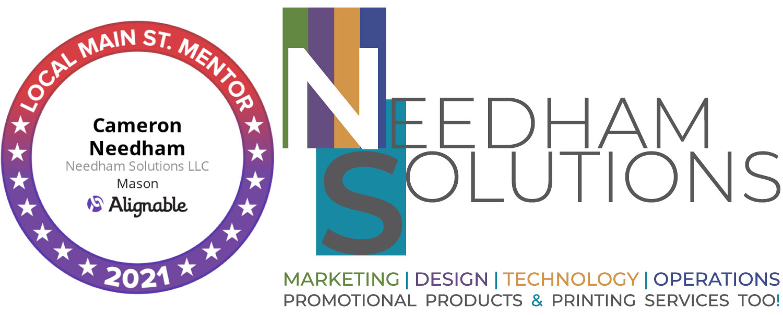 Cameron Marie Needham of Needham Solutions, LLC Wins Mason's Alignable Main Street Mentors Search for 2021