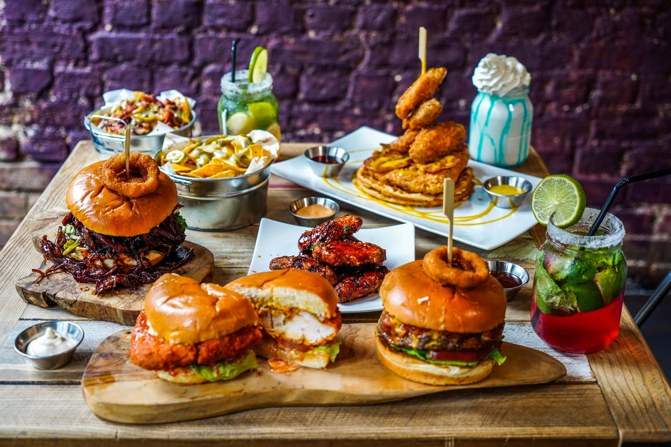 Loaded Gourmet Burgers and Fries Hayes Reopens with Exciting Growth Plans