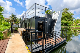 Modern Struktures is Innovating Tiny Living on Florida Waters