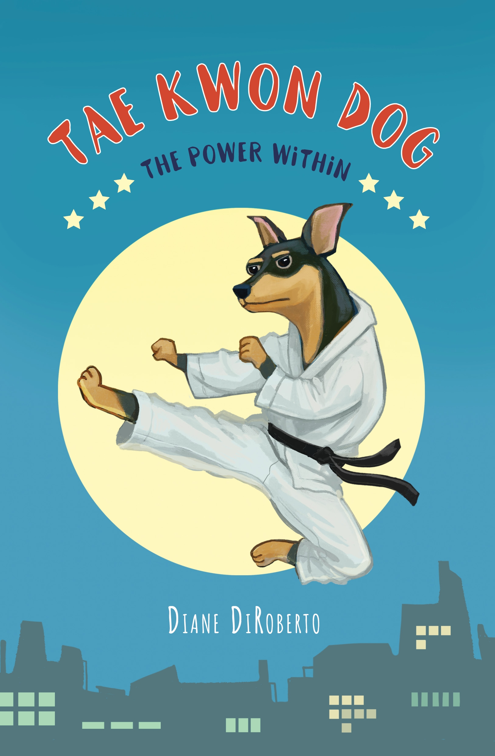 A Runt-of-the-Litter Pup Becomes a Tae Kwon Do Master, Helping Other Down-and-Out Dogs Find Their Power Within in This Inspiring Debut Middle-Grade Series Title
