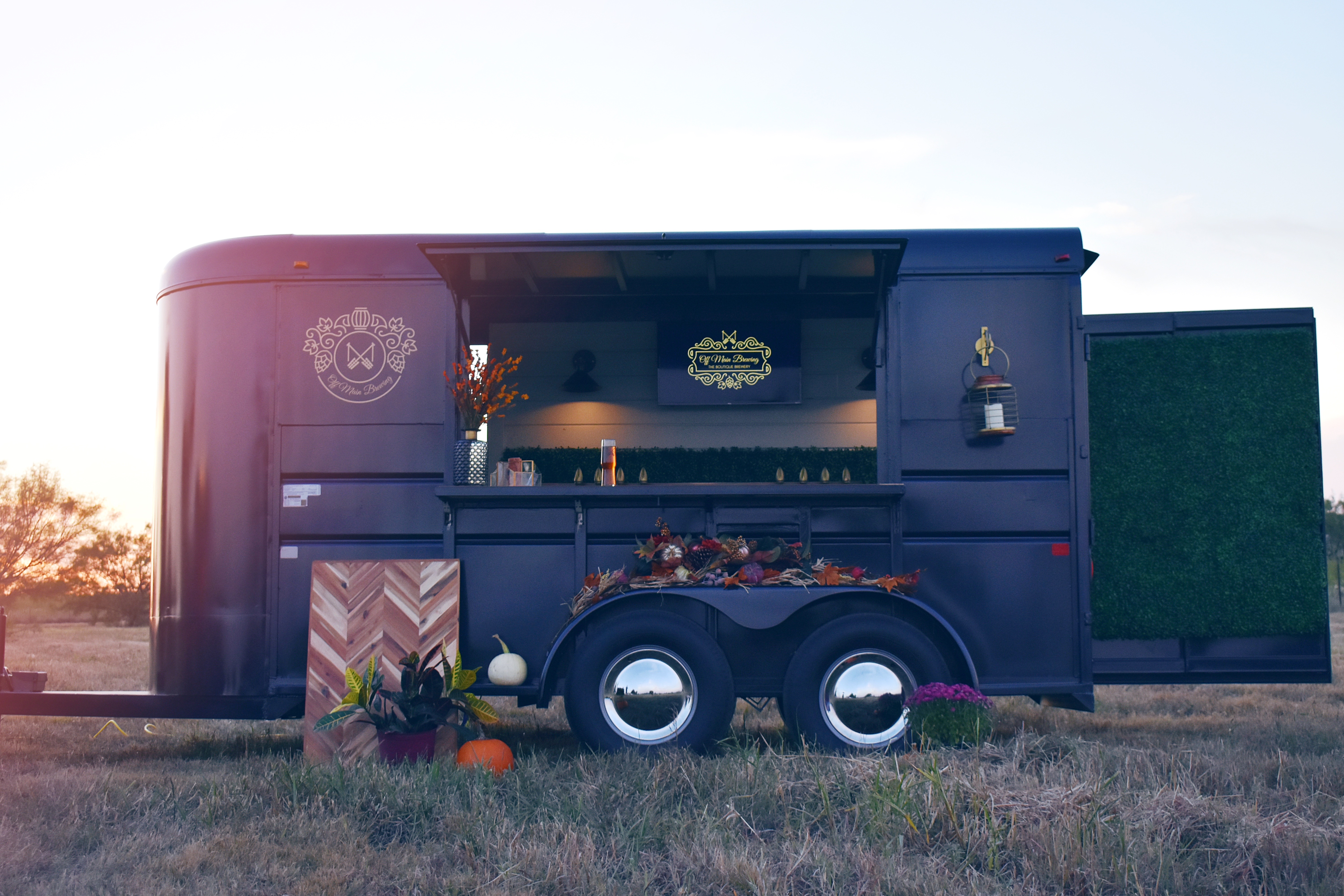 Off Main Brewing Launches First Boutique Brewery in Texas