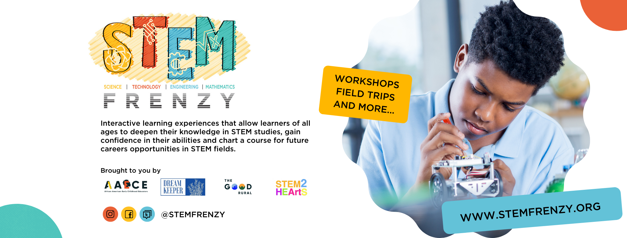 STEM Frenzy Festival: A Day of Hands-On Exploration, Meaningful Learning and Inspiring Discovery for the Whole Family