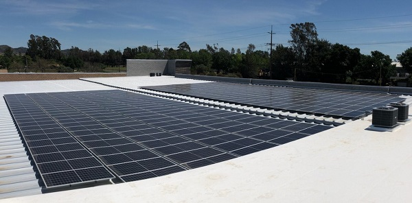 SolarCraft Completes Solar Power Installation at Vineburg Wine & Self Storage - Sonoma Storage Facility is Now Powered by the Sun, Cuts Utility Fees