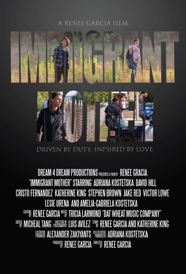 Ted Lasso Star Shines in the Award-Winning Short Film, Immigrant Mother, the Latest Release by Santa Monica-Based Writer Katherine King