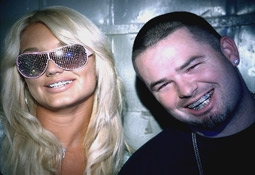 Brooke Hogan & Paul Wall
