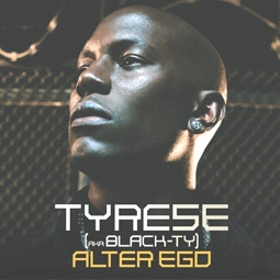Tyrese's Alter Ego Album Cover