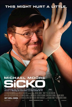 Sicko, A Film by Michael Moore