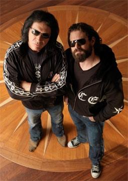 Gene Simmons & Jason Dussault