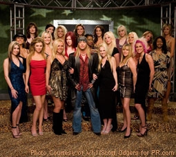 "Bret Michaels & the Girls of ""Rock of Love"""