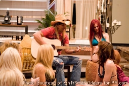 "Bret Michaels & Some of the Girls of ""Rock of Love"""