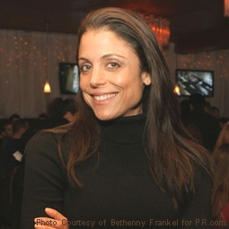 Bethenny Frankel, Celebrity Natural Food Chef