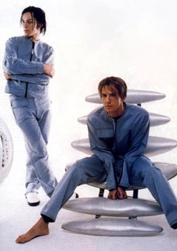 Darren Hayes & Daniel Jones of Savage Garden