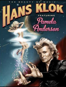 The Beauty of Magic: Hans Klok Featuring Pamela Anderson