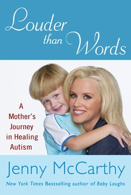 Louder Than Words, by Jenny McCarthy
