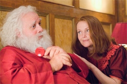 Paul Giamatti & Miranda Richardson in Fred Claus