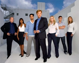 Cast of CSI: Miami