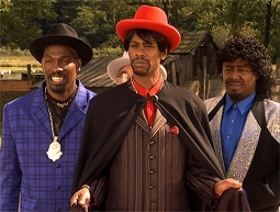 """Charlie Murphy & Dave Chappelle in """"Chappelle's Show"""""""