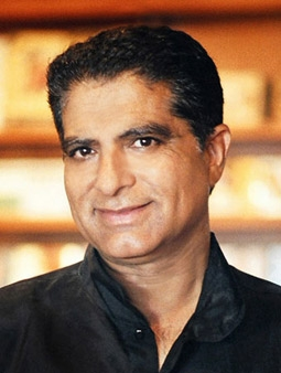 Deepak Chopra Leads Me on a Journey Into Consciousness - PR.